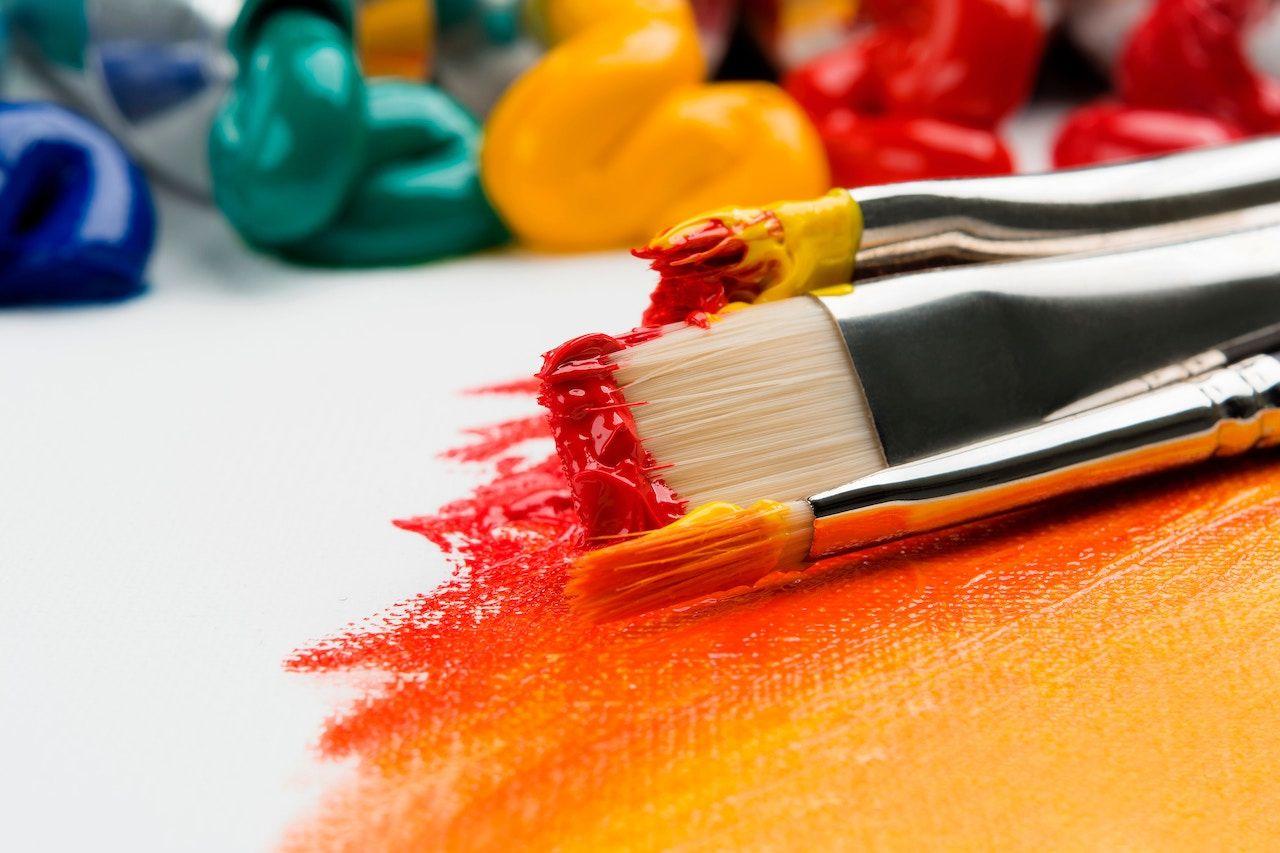 Verven of schilderen, wat is het?