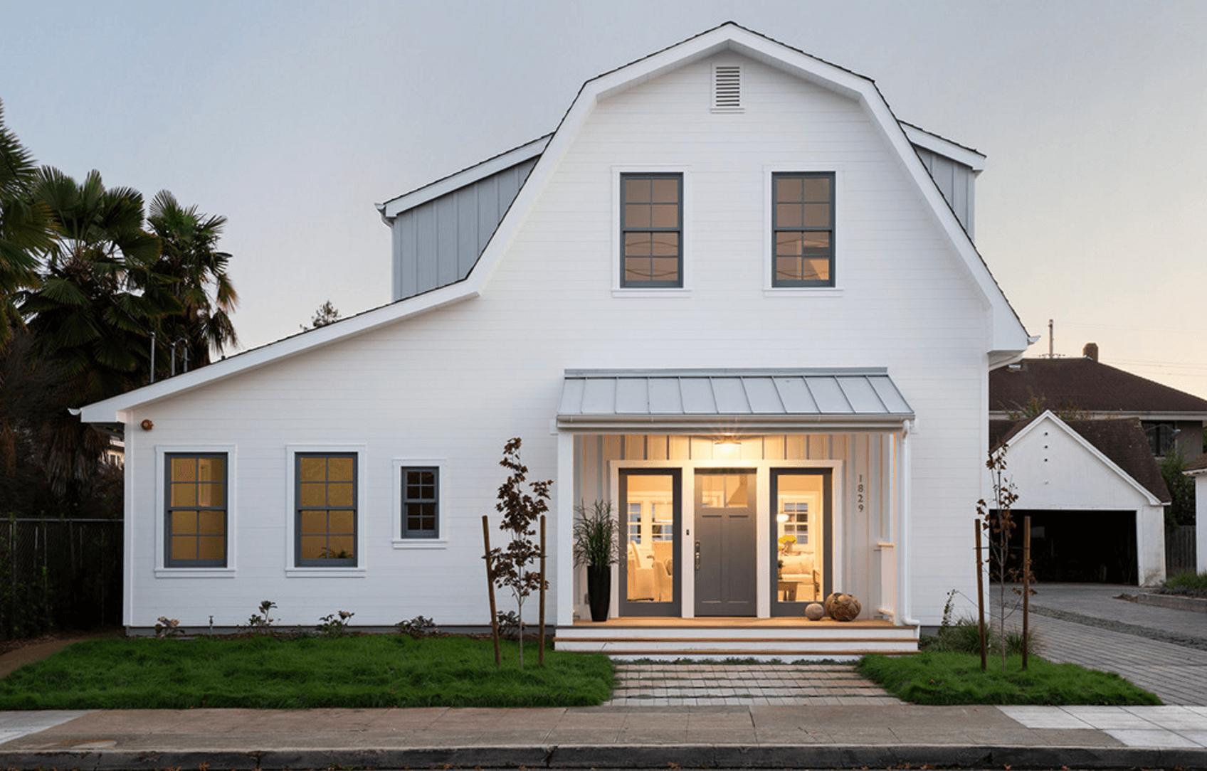 Inspiratie: 10 witte huizen