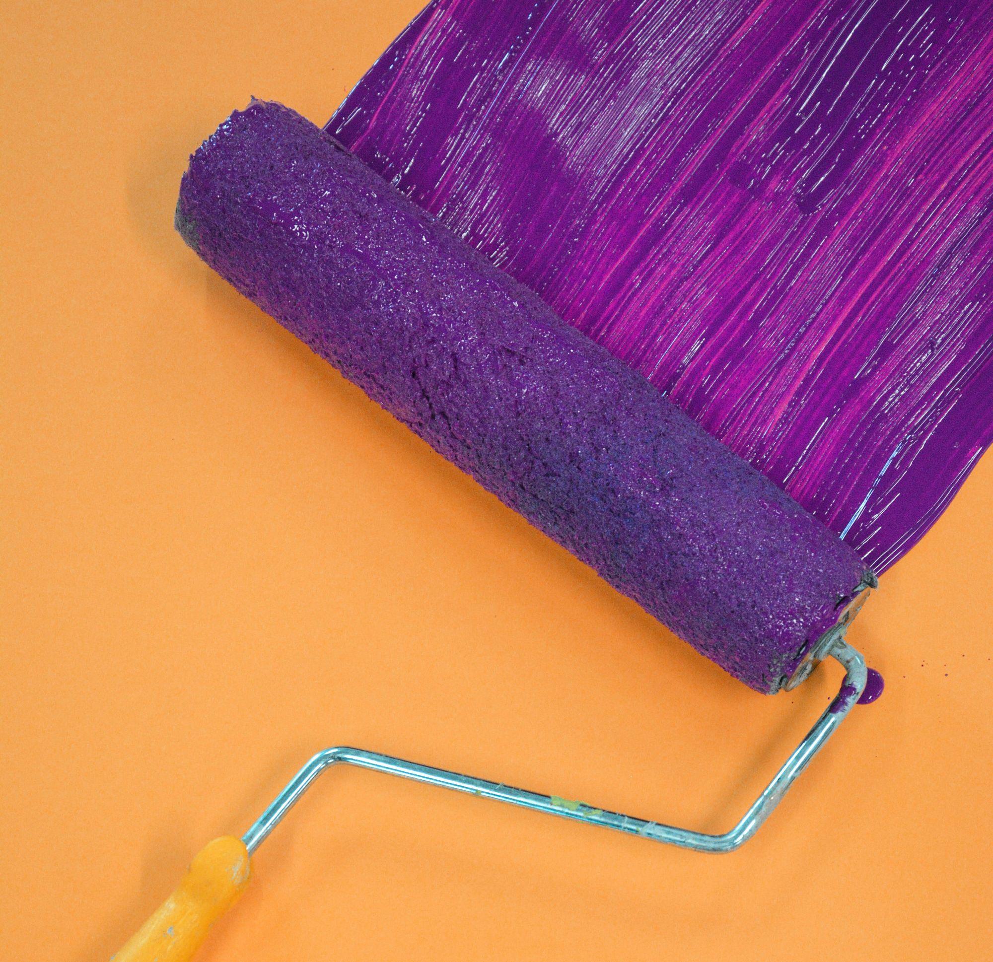 Het verschil tussen muurverf en latex verf